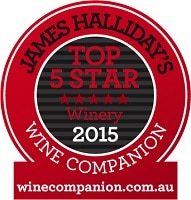 Top 5 Star Winery 2015